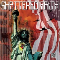 Cover SHATTERED FAITH, vol. III