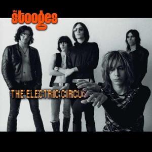 STOOGES, electric circus cover