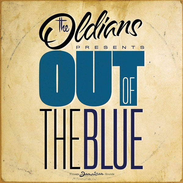 OLDIANS, out of the blue cover