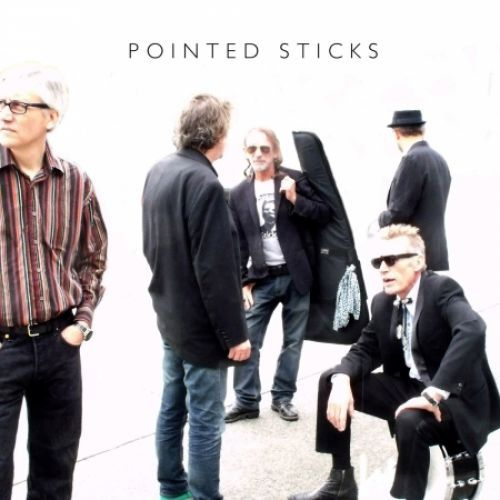 POINTED STICKS, s/t cover