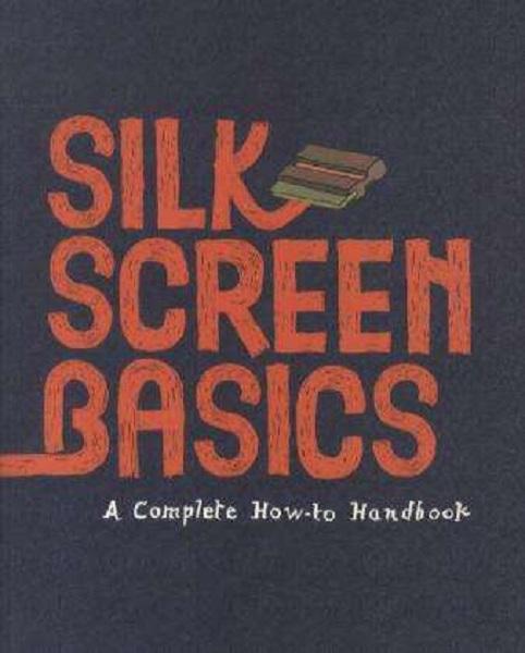 MATTEO COSSU, silkscreen basics cover