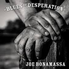 Cover JOE BONAMASSA, blues of desperation