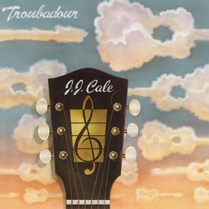 J.J.CALE, troubadour cover