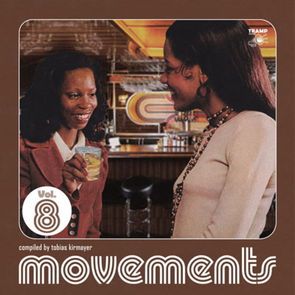 Cover V/A, movements vol. 8