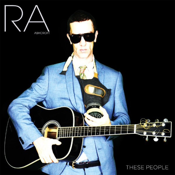 Cover RICHARD ASHCROFT, these people