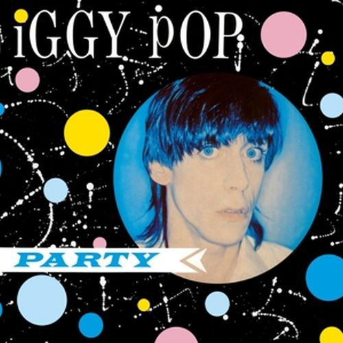 IGGY POP, party cover