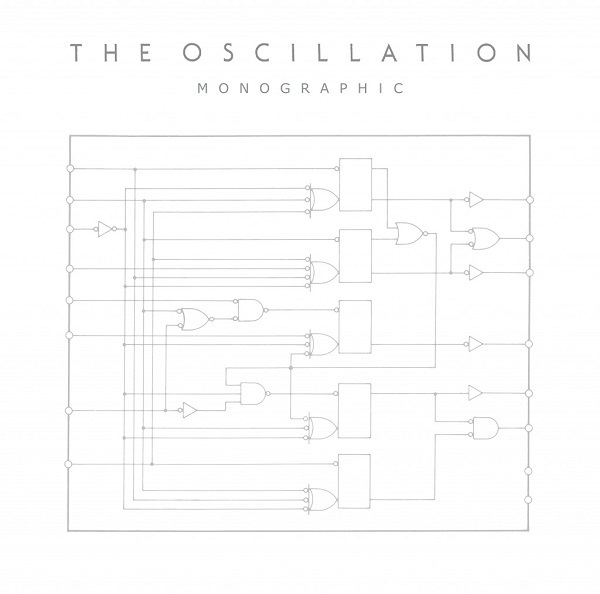 OSCILLATION, monographic cover