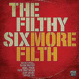 Cover FILTHY SIX, more filth