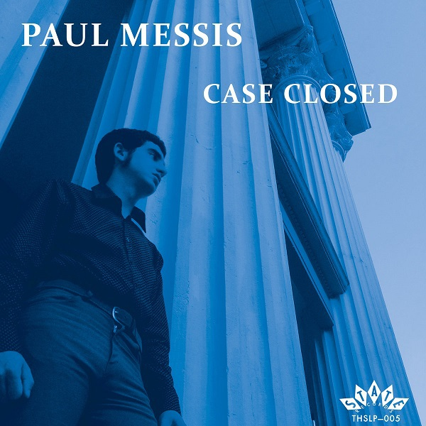 Cover PAUL MESSIS, case closed