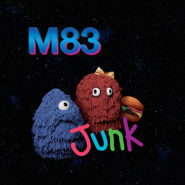 Cover M83, junk