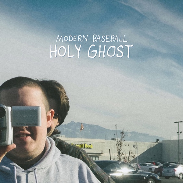 MODERN BASEBALL, holy ghost cover