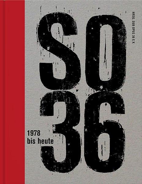 E.V. SUB OPUS, so 36 - 1978 bis heute cover