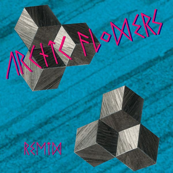 ARCTIC FLOWERS, remix cover