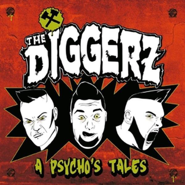 DIGGERZ, a psycho´s tales cover