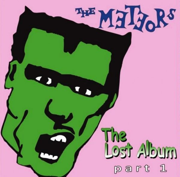Cover METEORS, lost album - part 1
