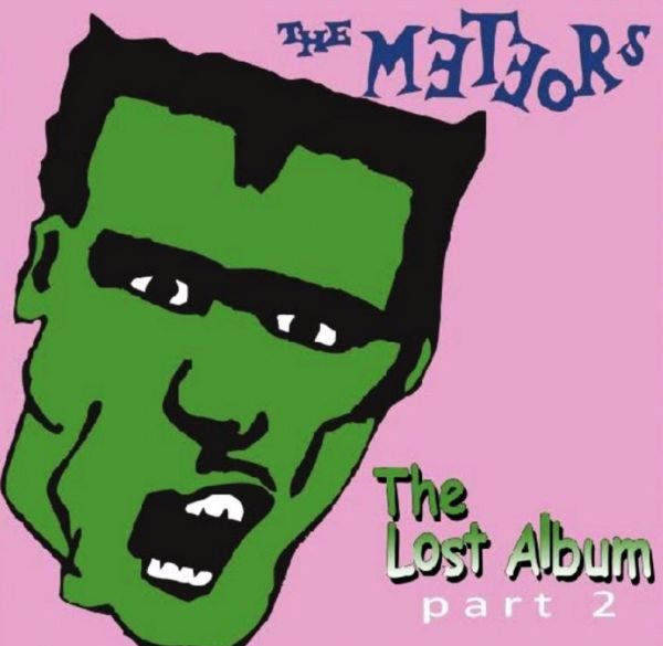 Cover METEORS, lost album - part 2