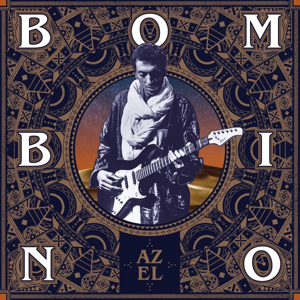 BOMBINO, azel cover