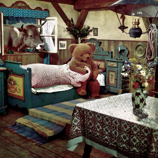 JOHN CONGLETON & THE NIGHTY NIGHT, until the horror goes cover