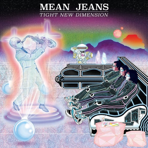Cover MEAN JEANS, tight new dimension