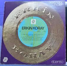 ERKIN KORAY, elektronik türküler cover