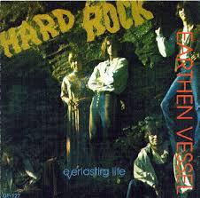 Cover EARTHEN VESSEL, hard rock