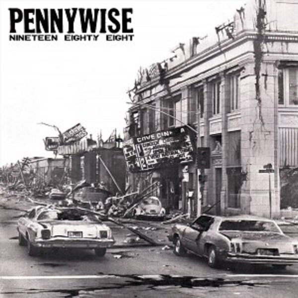 Cover PENNYWISE, nineteen eighty eight