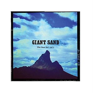 GIANT SAND, sun set vol 1 cover