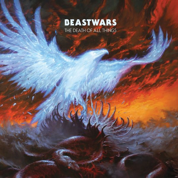 BEASTWARS, the death of all things cover