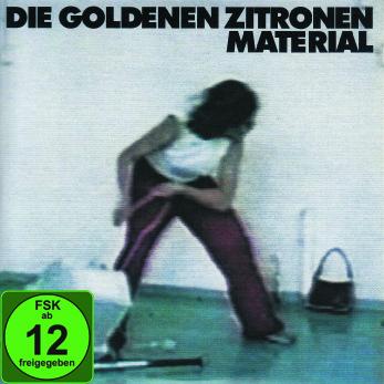 DIE GOLDENEN ZITRONEN, material (teil 1) cover