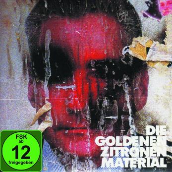 DIE GOLDENEN ZITRONEN, schafott zum fahrstuhl (material teil 2) cover