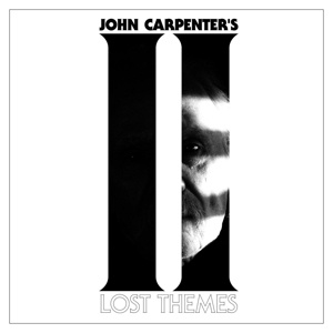 Cover JOHN CARPENTER, lost themes II