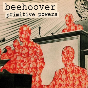 Cover BEEHOOVER, primitive powers
