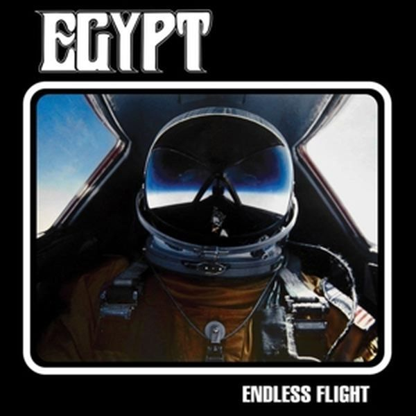Cover EGYPT, endless flight