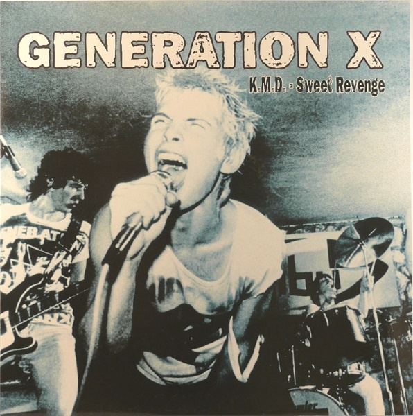 Cover GENERATION X, sweet revenge