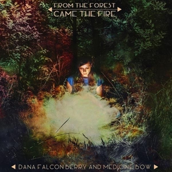 Cover DANA FALCONBERRY, from the forest came the fire