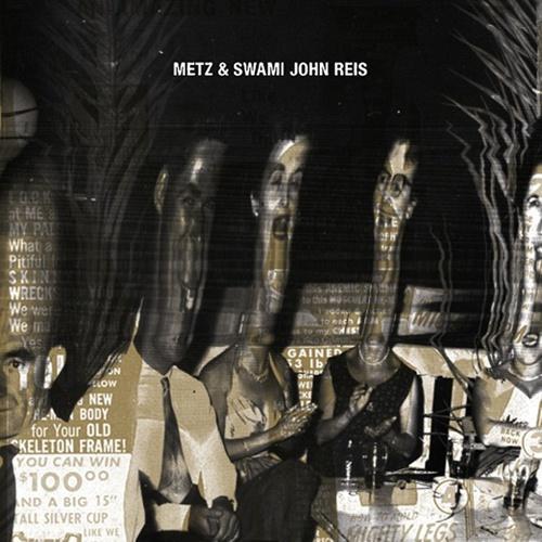 METZ & SWAMI JOHN REIS, let it rust cover