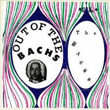 Cover BACHS, out of the bachs