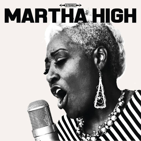 MARTHA HIGH, singing for the good times cover