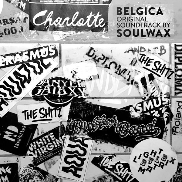 Cover SOULWAX, belgica - o.s.t.
