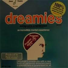DREAMIES, auralgraphic entertainment cover
