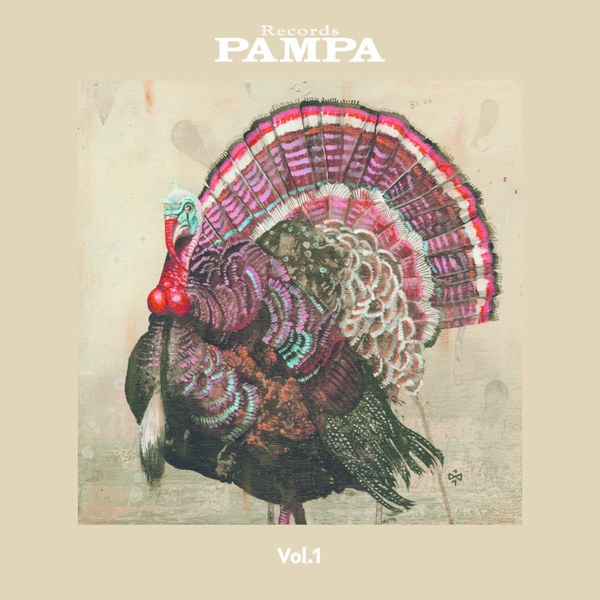 Cover DJ KOZE, presents pampa vol. 1