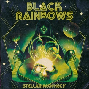 Cover BLACK RAINBOWS, stellar prophecy