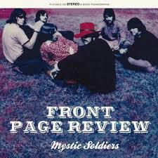 FRONT PAGE REVIEW, mystic soldiers cover