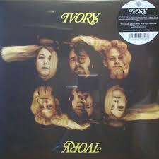 Cover IVORY, s/t
