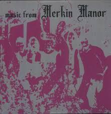 MERKIN, music from merkin manor cover