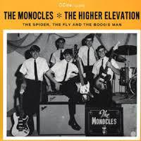 MONOCLES & HIGHER ELEVATION, the spider, the fly and the boogieman cover