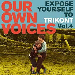 Cover V/A, our own voices 4