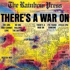 Cover RAINBOW PRESS, there´s a war