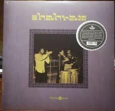 SHAHRAM, s/t cover