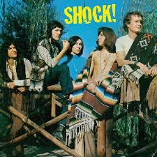 SHOCK, s/t cover